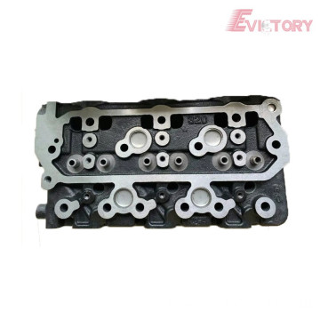 CATERPILLAR engine cylinder head S6KT cylinder block