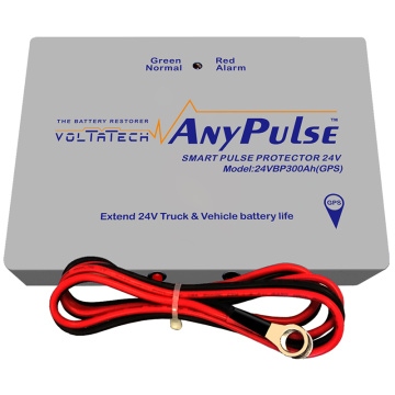 24V Truck Starter Battery plus GPS