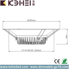 40W  10'' ring LED Downlight