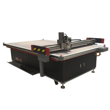vibration oscillating knife cutter machine