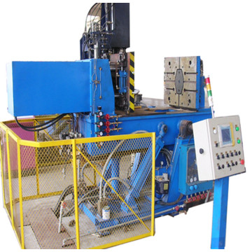 Multipurpose tilting gravity casting equipment