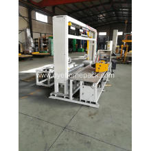 Europe style for Automatic Reel Wrapping Machine Automatic radial reel stretch wrapping machine supply to Kenya Factory