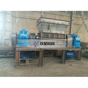 Aluminum drink cans paint bucket crusher machine