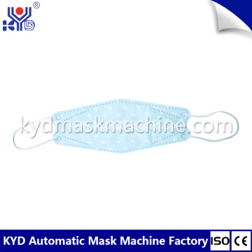 fish mask macking machine with high heat