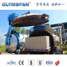 ASME standard sand lime brick machinery