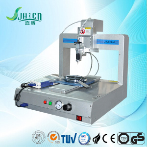 Factory directly provide for Automatic Soldering Machine,Soldering Machine,Middle Wave Soldering Machine Manufacturer in China Hot sale precision automatic glue dispensing machine export to Portugal Suppliers