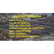 China for Sea Freight To Red Sea Jiangsu Nanjing Sea Freight to Saudi Arabia Riyadh supply to France Manufacturer