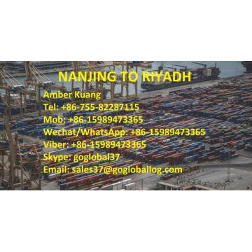 Customized for Sea Freight To India Jiangsu Nanjing Sea Freight to Saudi Arabia Riyadh export to Russian Federation Manufacturer