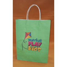 kite paper shopping bag