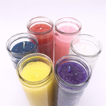 China for Cheap 7 Day Candles Stock 7 Days Burning Time Church Candle export to Netherlands Exporter