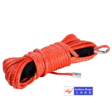 Synthetic Winch Rope Free Choice Of Multiple Colors