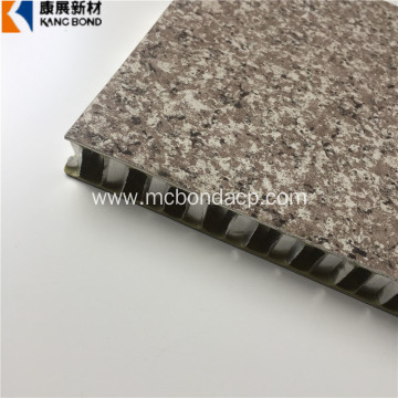 Granite Honeycomb Metal Panels For Construction Decoration