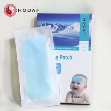 Hot Selling For Baby Fever Cooling Gel pads