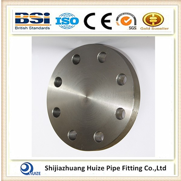 Forged blind flange stainless steel material