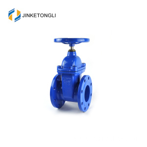 "JKTLCG023 solid wedge cast steel 12"" gate valve"