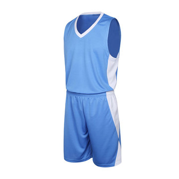 Can be customized basketball jerset with pocket