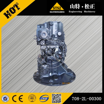 Excavator PC400-5 hydraulic pump assy 708-27-04021