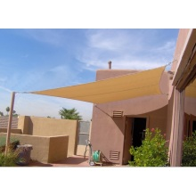 HDPE Sunshade sail for Garden