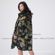 Lady Winter Kopenhagen Velvet Mink Coat