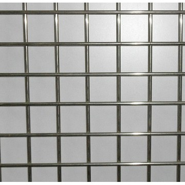 1x1 welded wire mesh panel 2x2 galvanized welded wire mesh panel