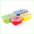 Hot Selling Collapsible Silicone Lunch Bowl