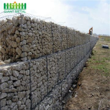 Gabions Box hot Dipped Galvanized Material Gabion