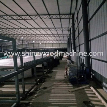 Plywood Veneer Dryer Machine for Sale
