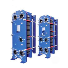 Types plate and frame heat exchanger