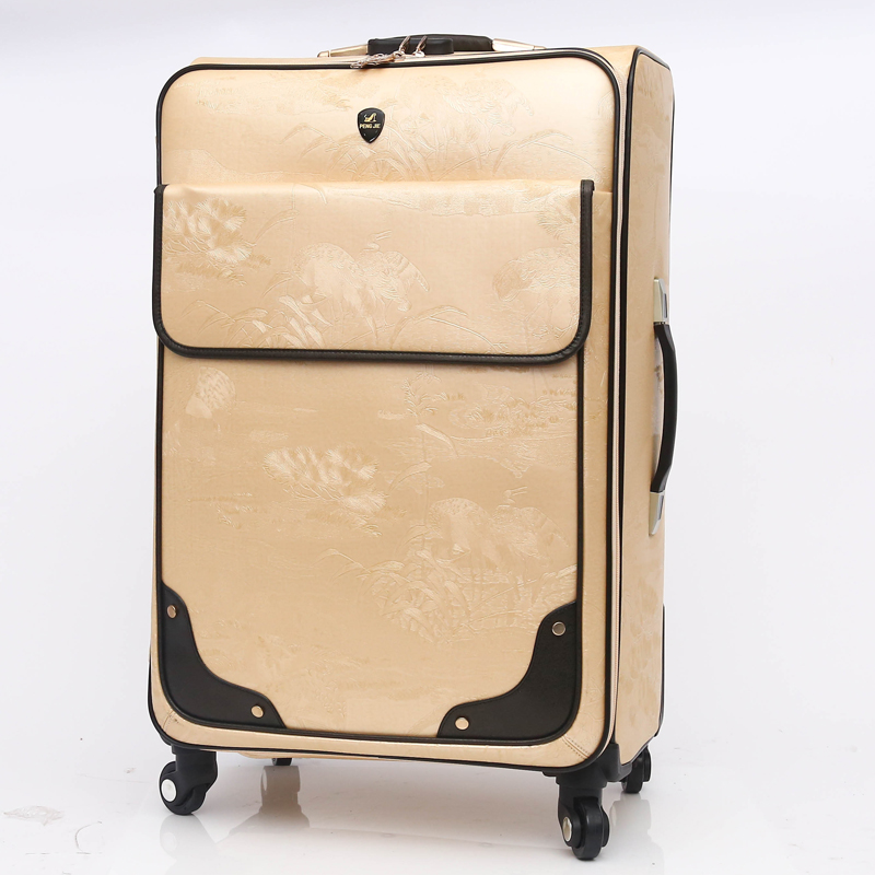 Great quality PU luggage