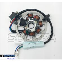 Professional for Aprilia Atlantic 250 Stator Coil Baotian GY6 50cc 2stroke Stator Coil supply to Germany Supplier