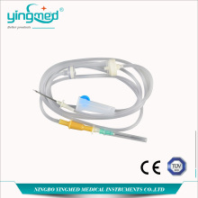 Chinese Professional for Infusion Set Medical Disposable Infusion Sets supply to Bermuda Manufacturers