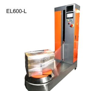 Hot Sale 2019 Airport Luggage Baggage Wrapping Machine