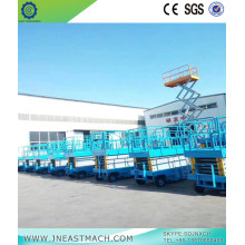 Discount Price Pet Film for China Mobile Scissor Lift,Automotive Scissor Lift,Small Scissor Lift Supplier 0.5t 10m CE Hydraulic Scissor Lift Platform supply to Montserrat Importers