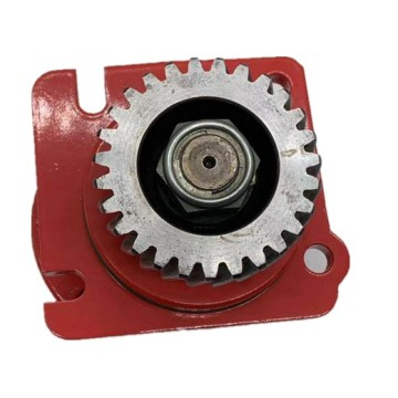 borewell gear pump construction