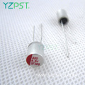 Long life solid-state sf 105 capacitors