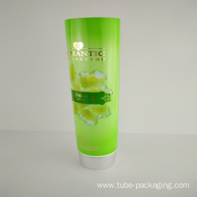 100g cosmetic plastic tube for body lotion packaging