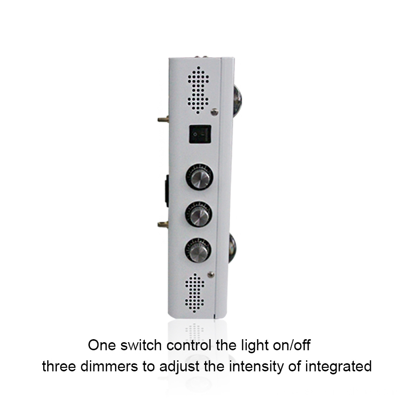Dimmerable 600W Full Spectrum Grow Light