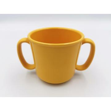 Corn Strach Natural Safe Toddler Two-handle Training Cup