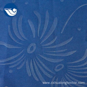 150-300CM Embossed Tablecloth Fabric Minimatt For Dress
