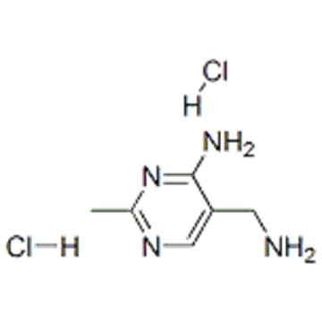 5-aminomethyl-2-methylpyrimidin-4-ylamine dihydrochloride CAS 874-43-1