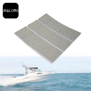 Light Grey & White EVA Foam Anti-slip Boat Flooring