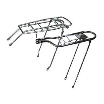 Aluminum Bike Rack Alloy Bicycle Luggage Carrier