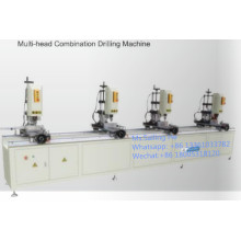 Aluminum profile Multi-heads Drilling Machine