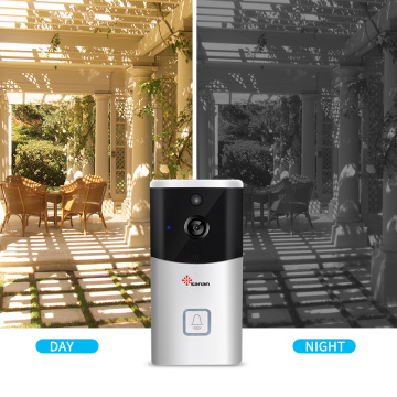 720P wifi doorbell camera wireless