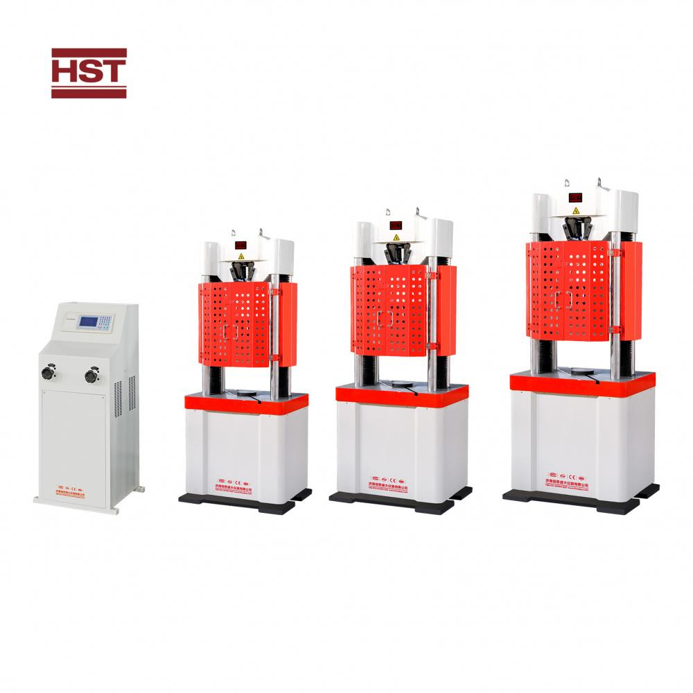 Steel Wire Rope Hydraulic Tensile Test Machine