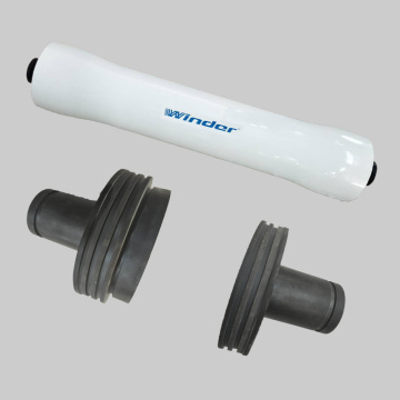 High flow FRP cartridge filters