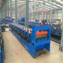 Hot sale Factory for Floor Deck Cold Roll Forming Machine automatic floor deck roll forming machine export to United States Manufacturers