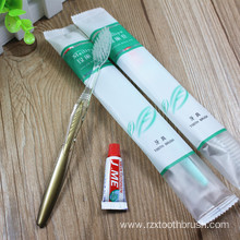 Hotel cheap disposable toothbrush  Soft hair