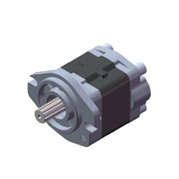 external gear pump video