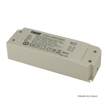 Low power consumption 60W Dwonlight led driver